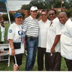 Mayor Gray of WDC, The Dynamic Superiors and Bernadette