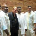 The Dynamic Superiors & Marlyn Kauffman - 2nd Annual 2014 R&B Music Hall of Fame, Canton Palace Theatre Canton, OH